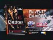 Le Corrupteur VHS DVD TVC 2000