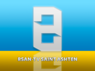 RSAN-TV 1986 ID