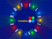 Eurdevision Channel 4 ID 1974