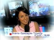 TN1 promo - Diario Operacao Triunfo - 2003