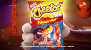 Comercial cheetos pops flamin hot 2019