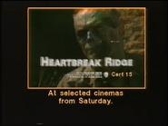 Heartbreak Ridge AS TVC 1986