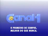 Canal 1 de TN promo 1993 - 2