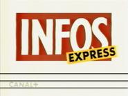 Canal Plus bumper - Infos Express - Summer Olympics - 1992