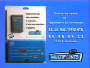 Multipoints RLN TVC 1994