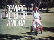 Tomato Ketchup Amora RLN TVC 1985 - 2