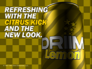Driim Lemon TVC 1991