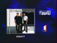 Emile and Images RL TVC 2000