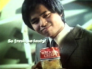 Walkers AS TVC 1980