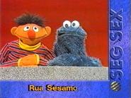 Canal 1 da TN promo - Rua Sesamo - 1992