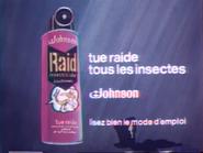Johnson Raid RLN TVC 1978