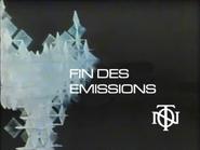 Office Nationale de Télévision sign-off