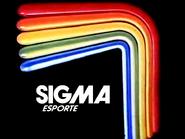 Sigma Esporte sign off slide 1982