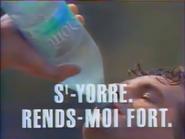 St Yorre RLN TVC 1990 B