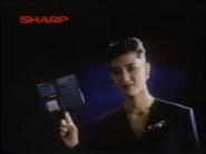 Sharp GH TVC 1990