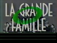 Canal Plus bumper - La Grande Familie - 1990