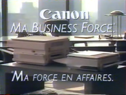 Canon Business RLN TVC 1990