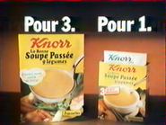 Knorr Soupe RLN TVC 1983