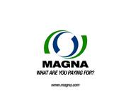 Magna TVC 1998