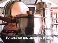 Prestige AS TVC 1985