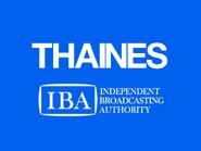 Thaines startup slide 1972