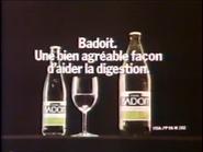 Badoit TVC 1981