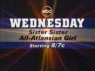 EBC promo - Sister Sister - All Atlansian Girl - 1994