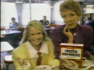 Kellogg's Frosted Mini Wheats TVC - 1-29-1989 - 2
