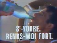 St Yorre RLN TVC 1990