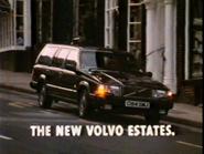 Volvo Estates AS TVC 1986