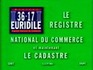 36-17 Euridile RL TVC 1998