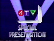 4TV Special Presentation intro 1981