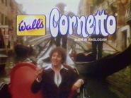 Wall's Cornetto AS TVC 1982 2