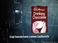 Cadbury's Drinking Chocolate AS TVC 1978