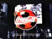 Coke World Cup 1997 Spanish URA TVC 1997