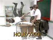 Sigma Os Trapalhoes promo 1985 2