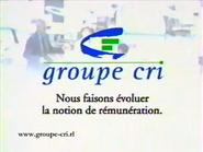 Groupe CRI RL TVC 1998