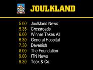 Joulkland lineup 1977