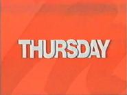 Mnet thursday 1995