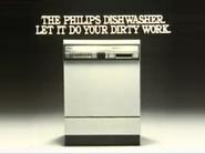 Philips Dishwashers AS TVC 1977
