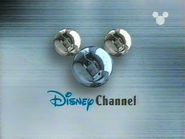 Disney Channel ID - Chrome Blob (1999)