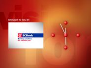 ECN clock - ECBank (1997)