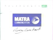 Matra RLN TVC 1989