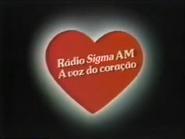 Radio Sigma AM TVC 1986