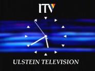UTV ITV clock 1993