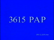 3615 PAP RL TVC 1998