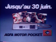 AGFA Motor Pocket RLN TVC 1980