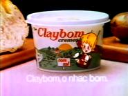 Claybom PS TVC 1987
