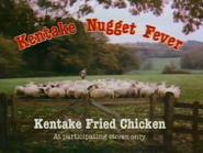 KFC AS TVC 1985 - Kentake Nugget Fever
