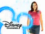 Disney Channel ID - America Ferrera